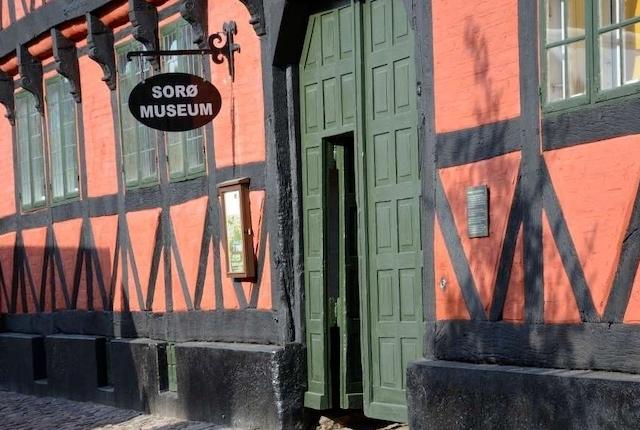 Sorø Museum - Entrébilletter