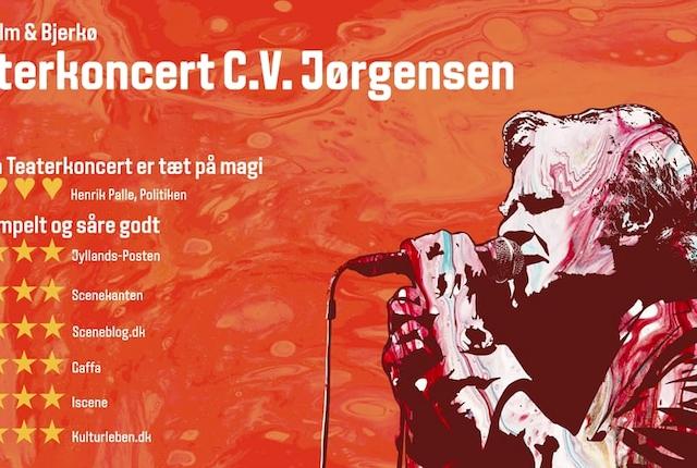 Teaterkoncert C.V. Jørgensen