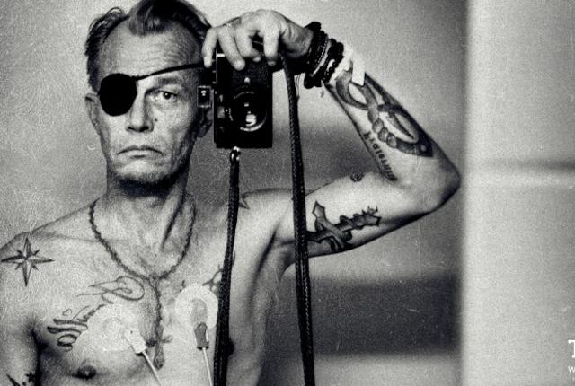 Oplev Jan Grarup - Krigsfotografen