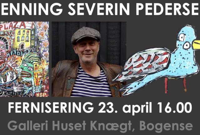 Fernisering, Henning Severin Pedersen